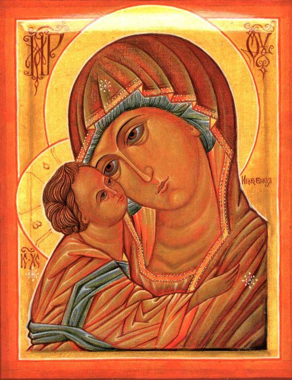 'Игоревская'. Иконы и библейские сюжеты