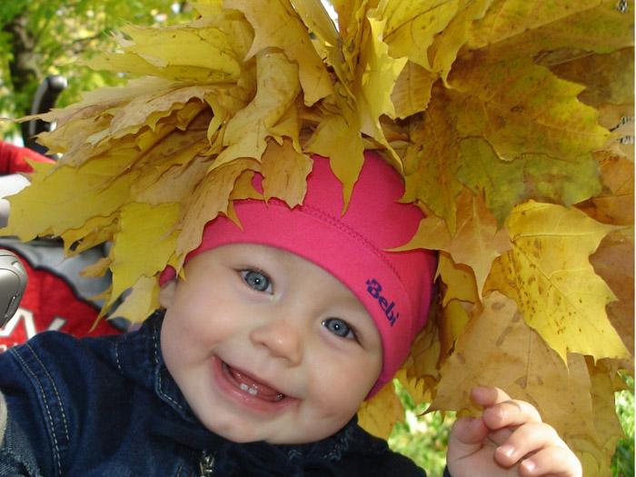 Осеннее солнышко. Закрытое голосование фотоконкурса 'Моя первая осень'