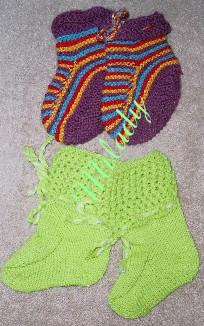 Пинетки 2. Перчатки, варежки, носки, пинетки, обувь