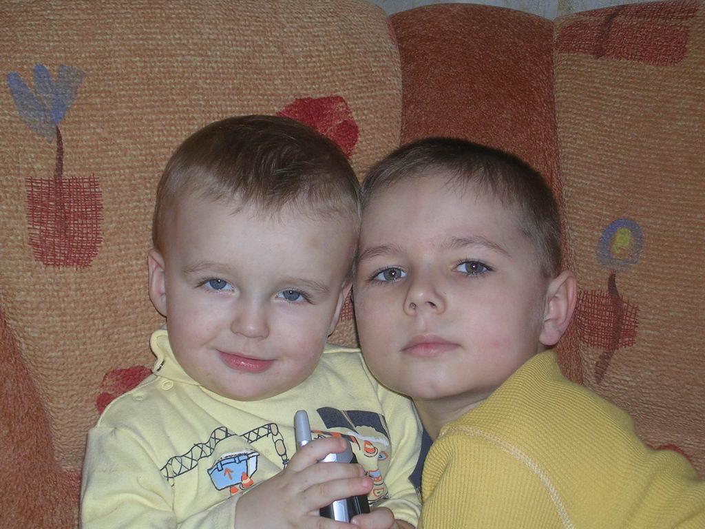 Два брата!. Друзья