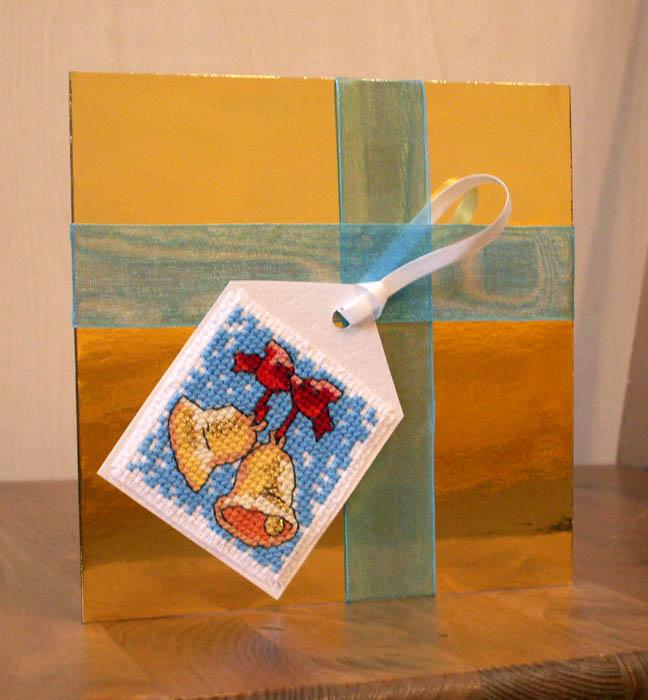 3 - Olechka - для  Катя Нафаня. Новогодние подарки получены