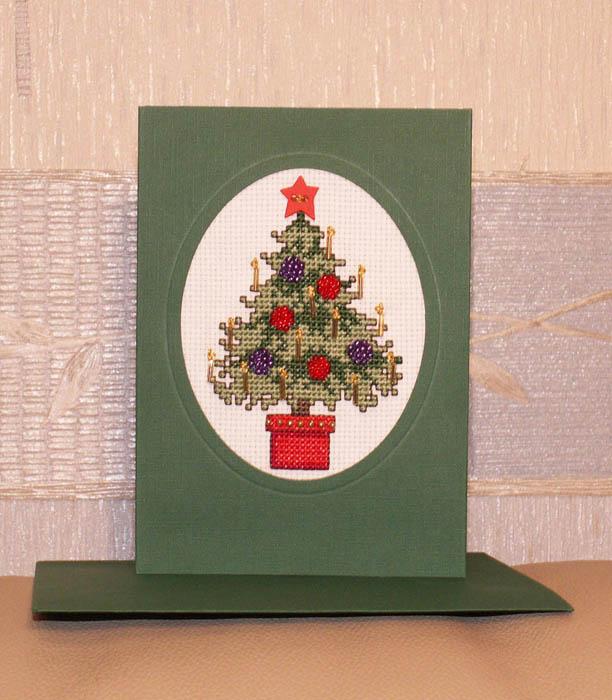 4 - автор Olechka - для XotElena. Новогодние подарки получены