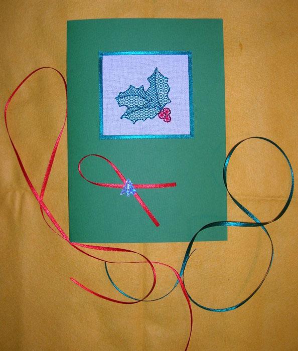 25 - автор TataFrost - для ИЖ. Новогодние подарки получены