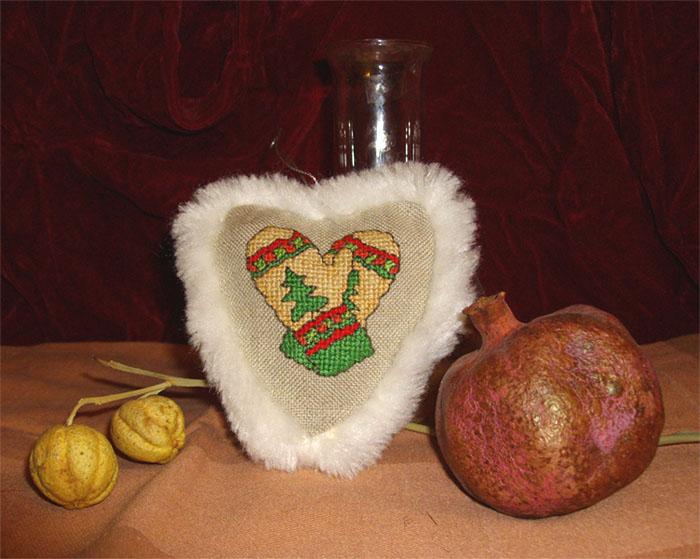 75 - автор maraSl - для kura. Новогодние подарки получены