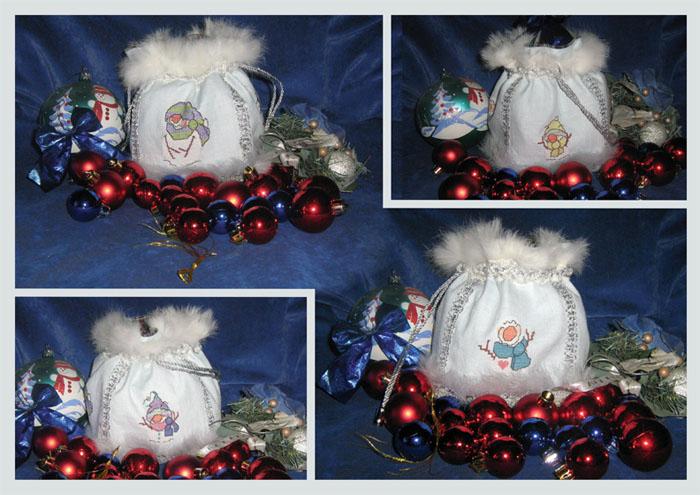 84 Тара  - для Кристина-Fairy. Новогодние подарки получены