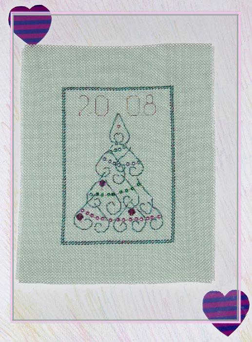 85 - автор Tatkis - для Катя Нафаня. Новогодние подарки получены