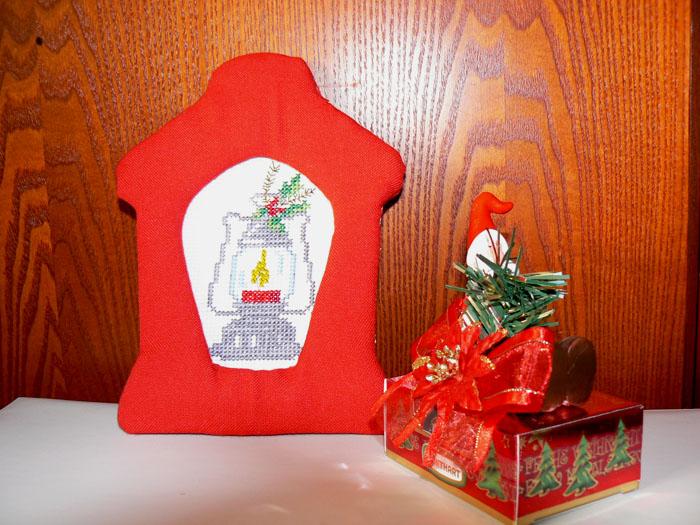 98  МАнна - для  Рашель. Новогодние подарки получены