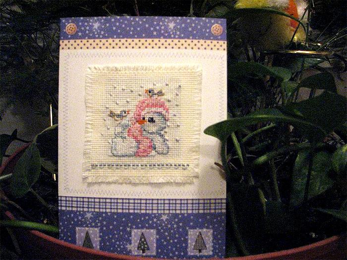 117 - автор North_Star  - для Енечка. Новогодние подарки получены