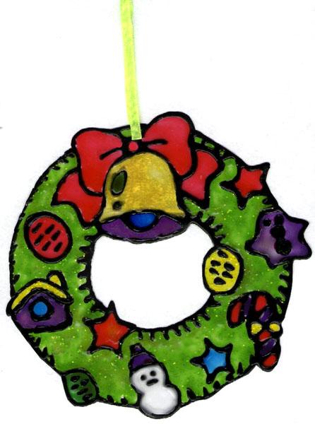 5 - Света (XotElena) - для Саши (natkaz) . Новогодний детский проект-2007