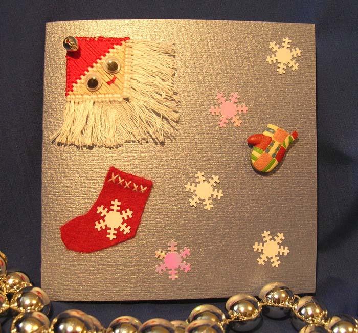 11 - Маша (Leshik) - для Даши (marvibo). Новогодний детский проект-2007