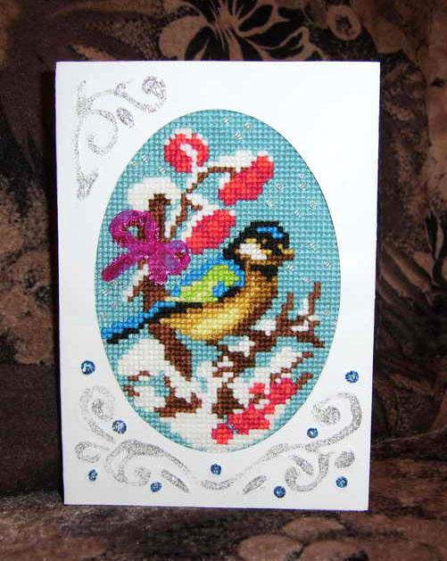 17 - Серёжа (Мама Оля) - для Игоря (Загадка природы). Новогодний детский проект-2007