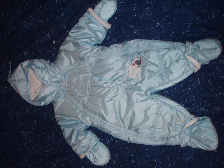 Комбинезон. Одежда для детей
