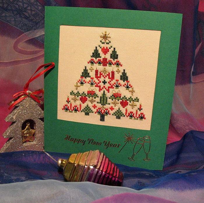 116 NataLia - для Pearl. Новогодние подарки получены