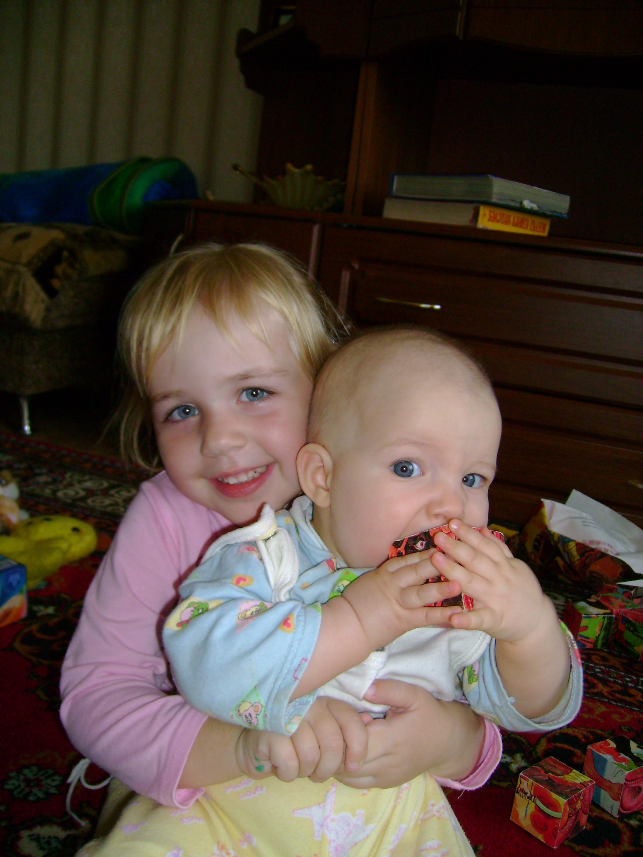 Голубоглазки. 4 октября 2007. Друзья