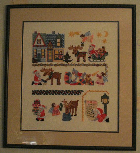 Подарки  от деда мороза. Рождественские и новогодние мотивы