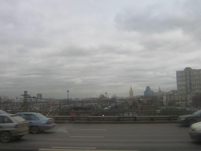 Москва-07. Городские пейзажи