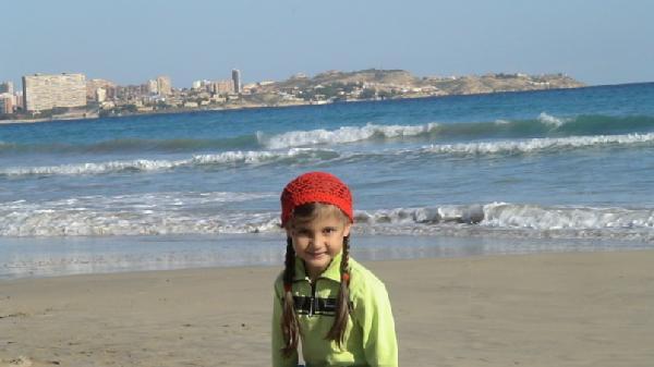 Испания, Аликанте, на берегу. Моря и другие водоемы