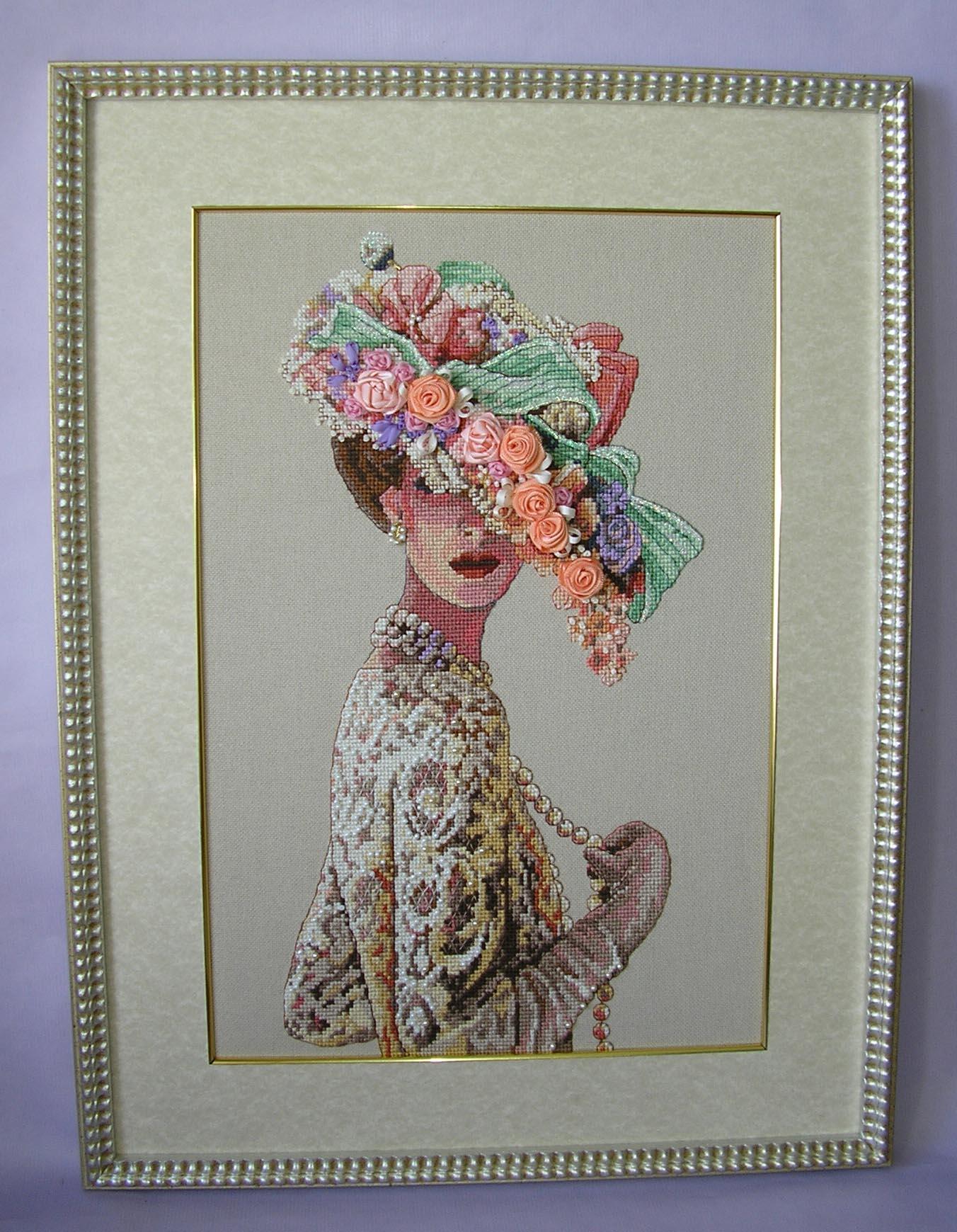 'Victorian Elegance' набор Dimensions. Портреты