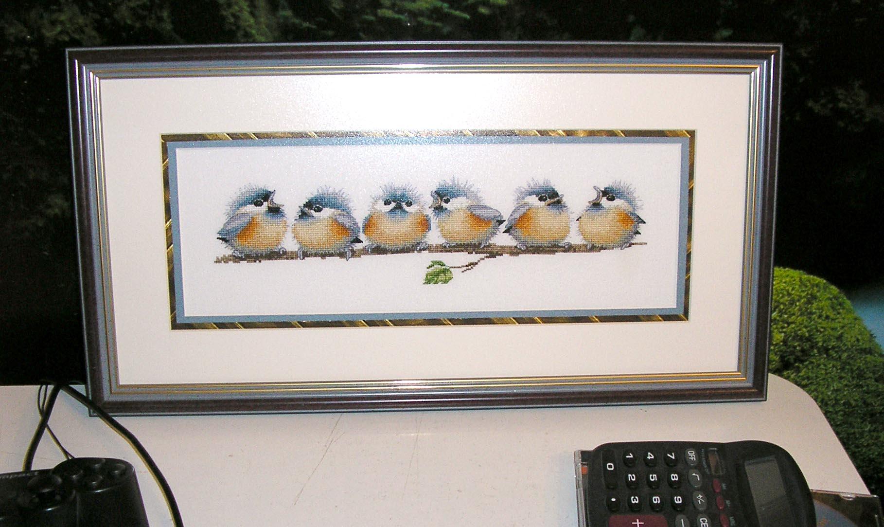 'Chorus line' , Heritage, . Птицы