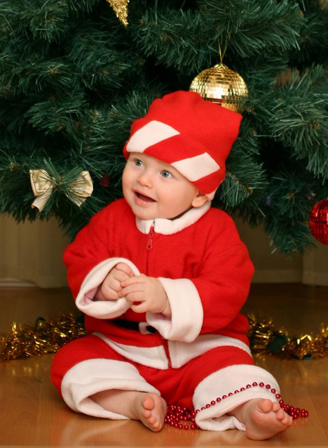 Маленький Санта.