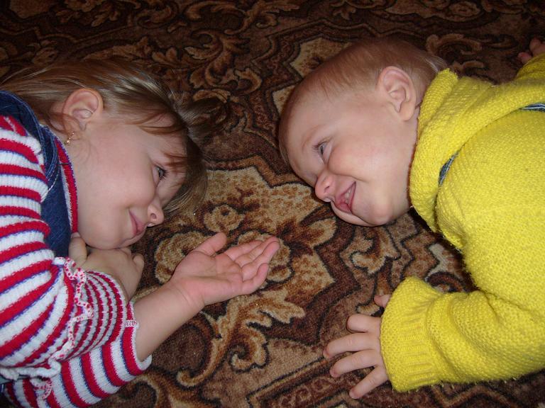 Братишки и сестренки