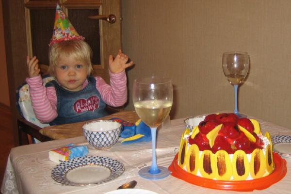 День рождения мой? Мой! Значит, и тортик мой! Что тут непонятного?. День рождения