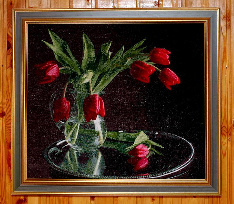 Семь нот красоты. Конкурс вышитых работ Матушка-Весна