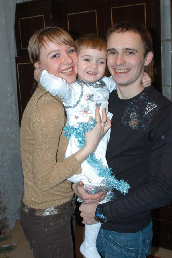 Папочка и Мамочка-Вы мой самый лучший подарок!. Наша дружная семья - праздник дома удался!