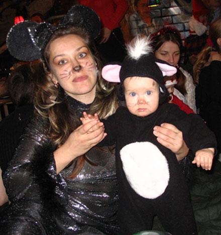 карнавал 2007. Карнавальные костюмы
