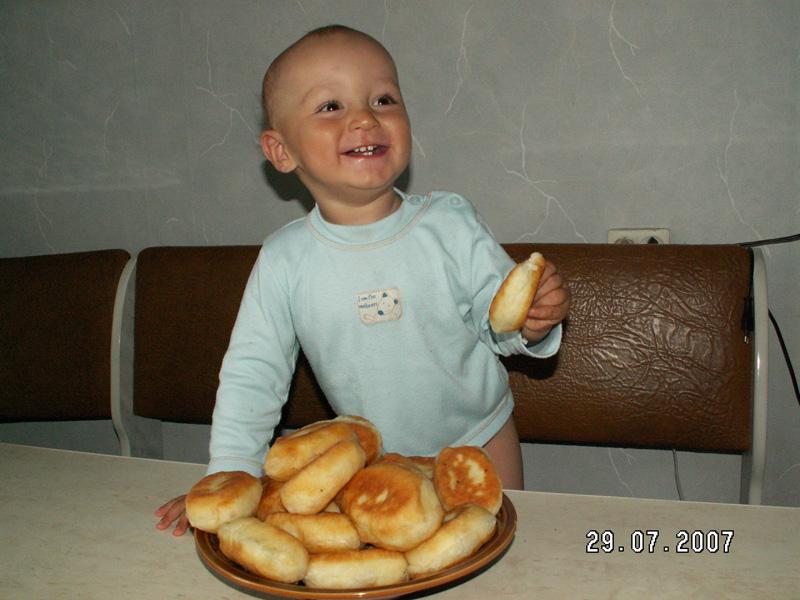 Пирожок, пирожок!!! Я тебя съем!!!. Пальчики оближешь!