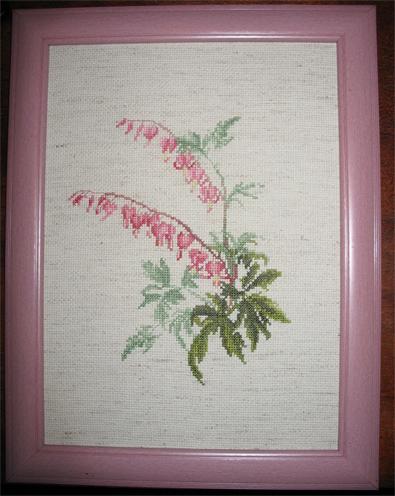 Дицентра. Растения (в основном цветы)
