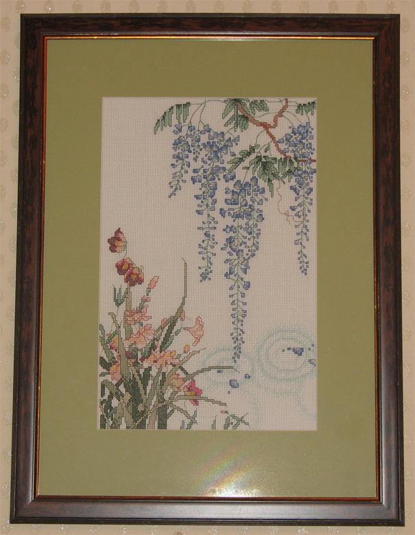Глициния 2. Растения (в основном цветы)
