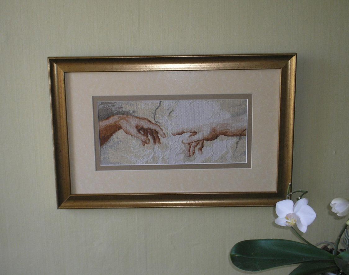 'Руки' Vervaco. Влюбленные пары