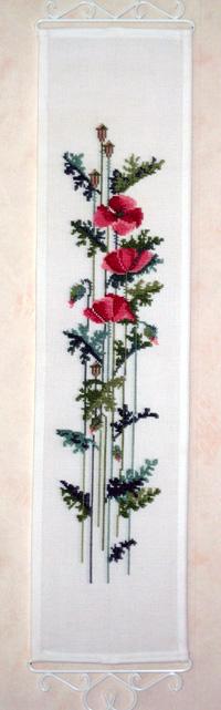 Panno Maki. Растения (в основном цветы)