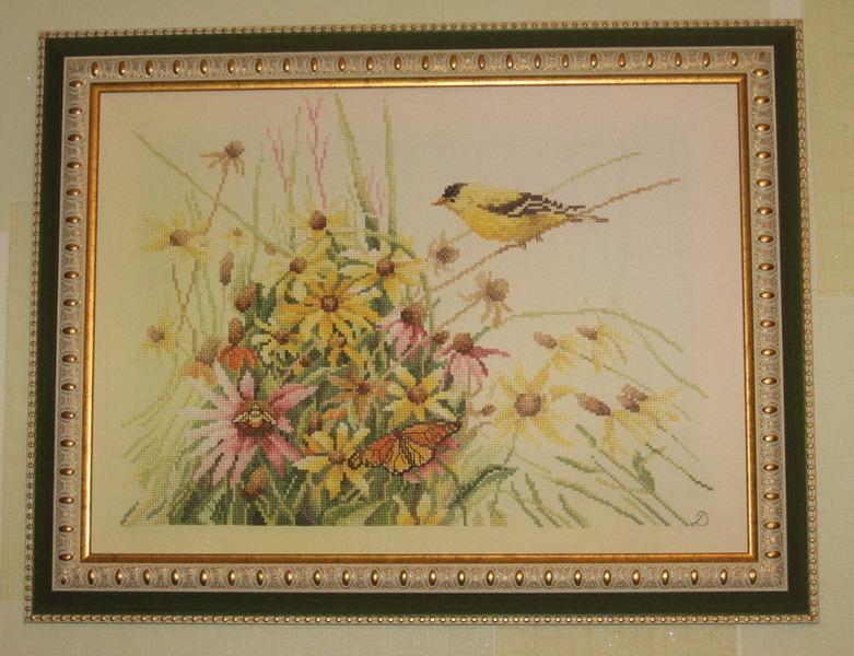 Луг Ланарте. Растения (в основном цветы)