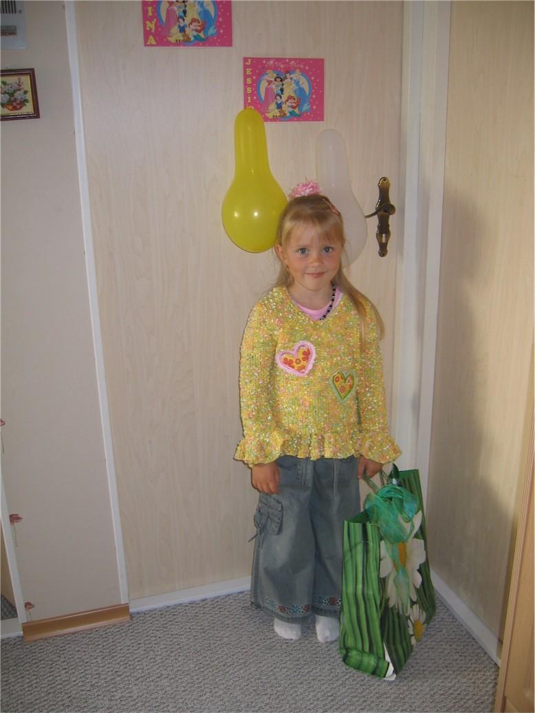 Джесике сегодня  6 лет!. Одежда для детей