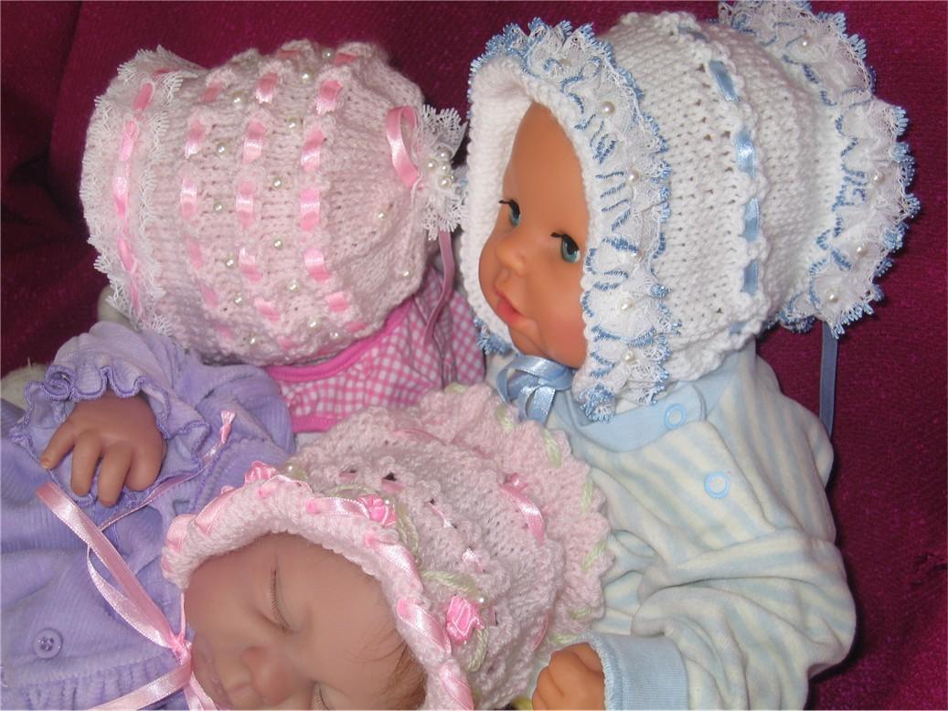 3 шапочки. Шапки, шляпки, панамки и др.  вязаные головные уборы
