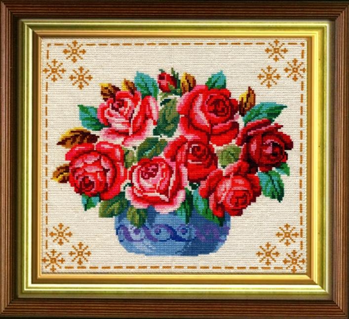 Розы. Растения (в основном цветы)
