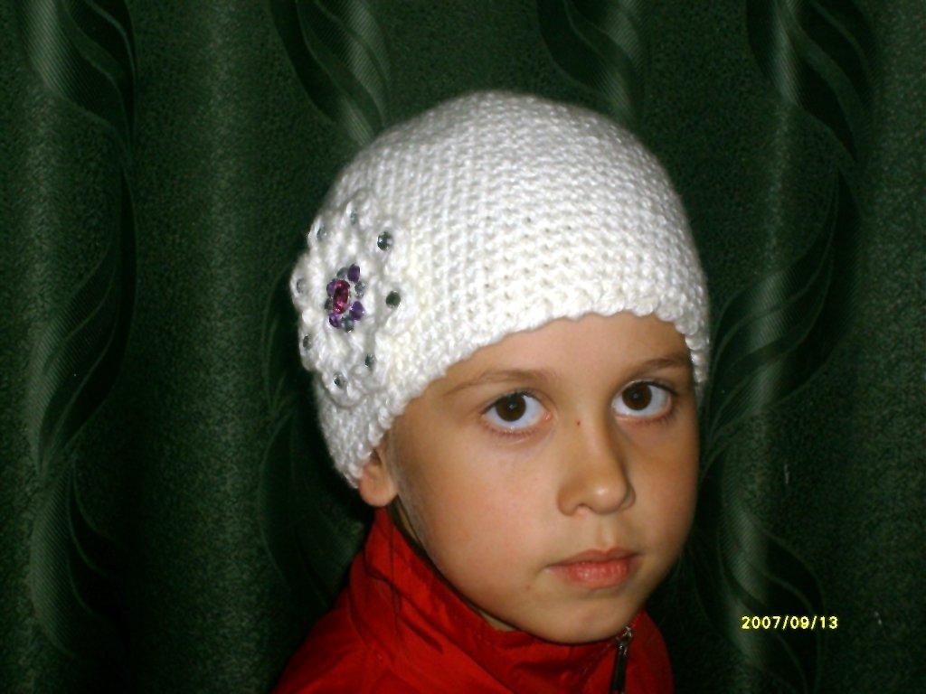 шапка. Шапки, шляпки, панамки и др.  вязаные головные уборы