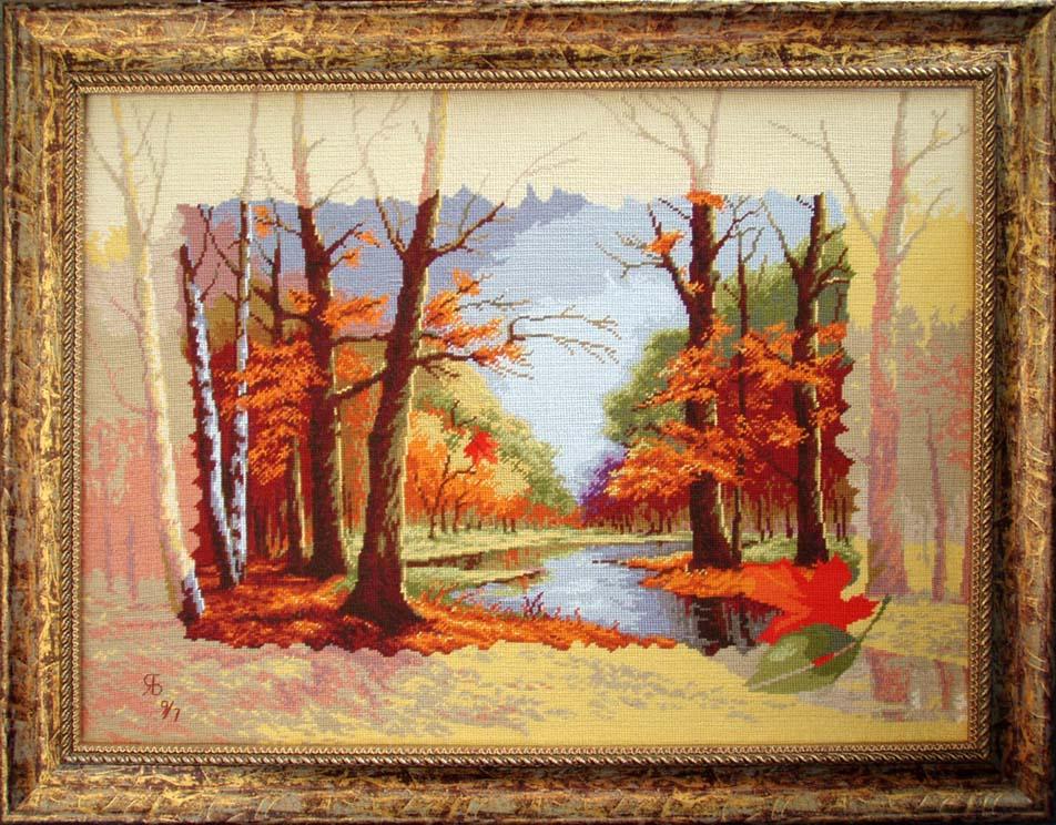 'Золотая осень'. Пейзажи