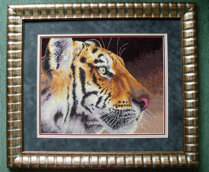Regal Tiger Dim.. Животные