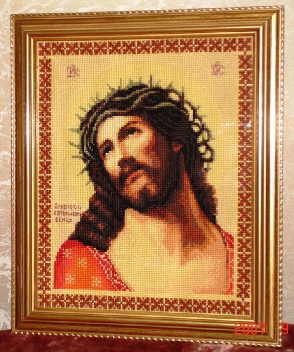 Христос в терновом венце. Иконы и библейские сюжеты
