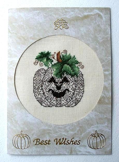 4 - автор Selma - для  kura. Хэллоуинские открытки получены