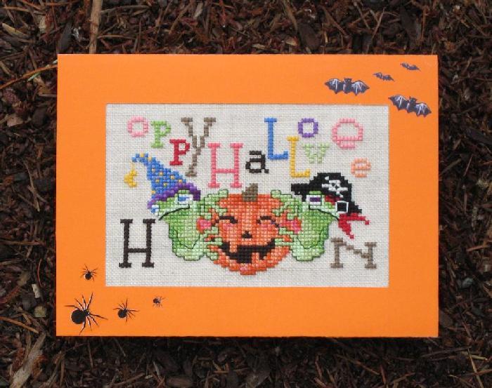 24 - автор Ольга (Oна) - для Iira. Хэллоуинские открытки получены