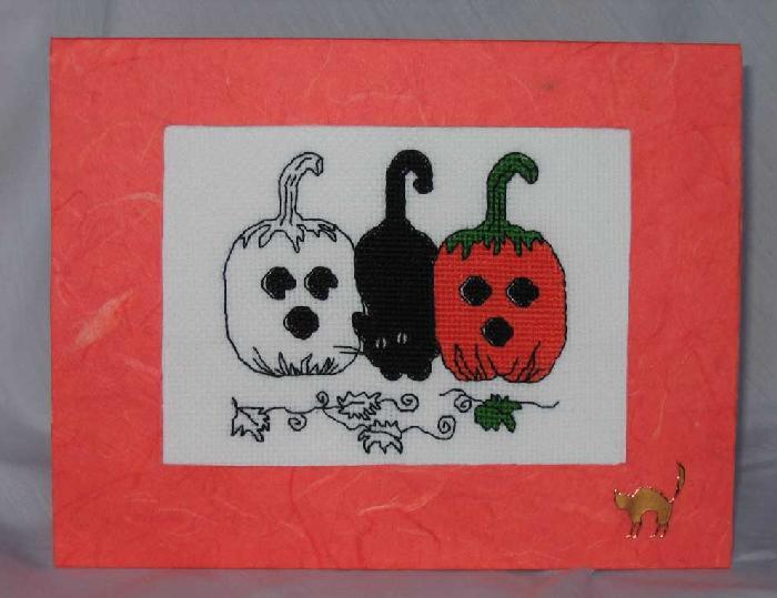 29 - автор  Akane - для Ксенька (psoksa). Хэллоуинские открытки получены