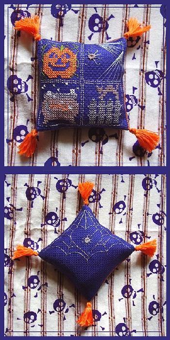 39 - автор Arya - для Akane. Хэллоуинские открытки получены