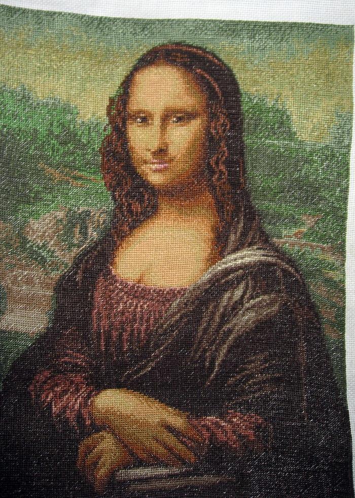 Мона Лиза   Эдер Китс. Портреты