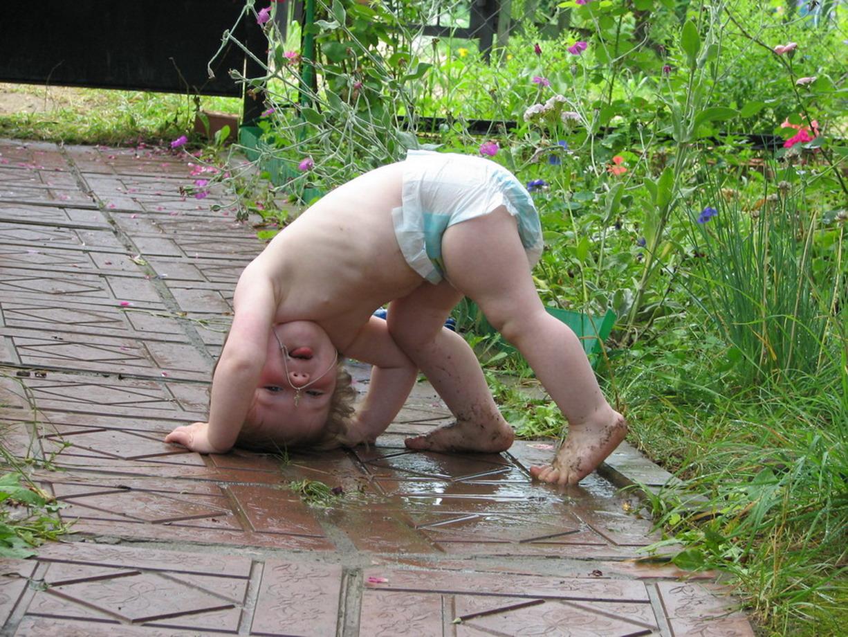 Даня-Тарзанчик. Закрытое голосование фотоконкурса 'Маленький Тарзан'