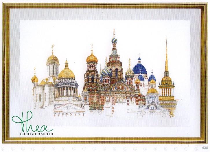 Санкт Петербург. Здания, улицы