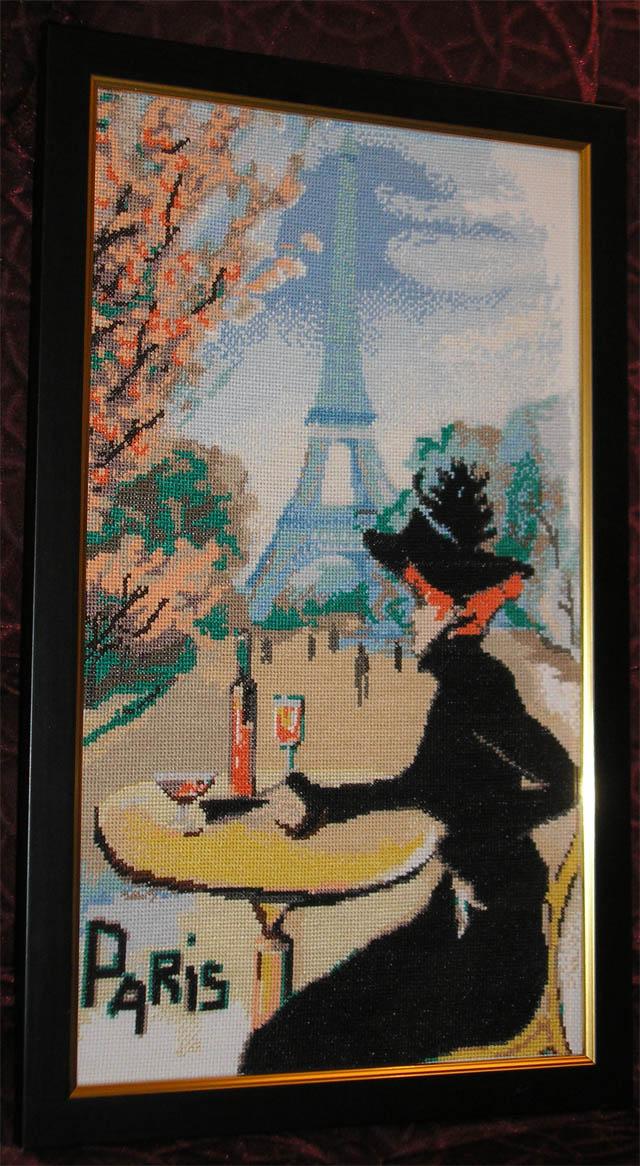 Парижанка. Изображения людей